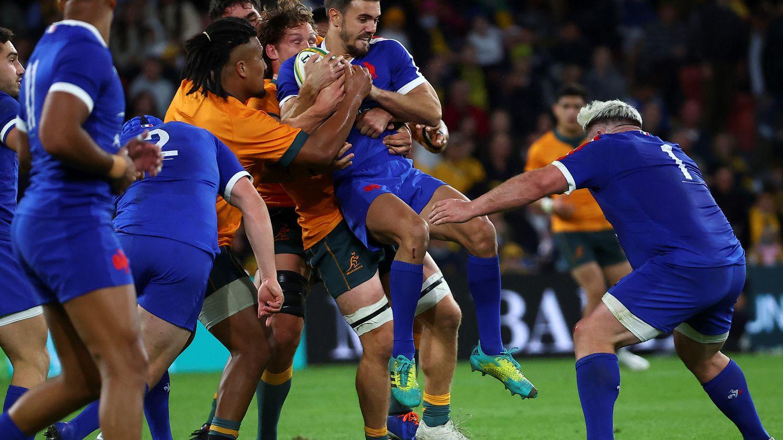 Rugby : le XV de France s'incline encore de justesse en fin de match en Australie