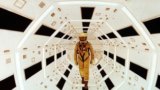 """""""2001, l'Odyssée de l'Espace"""", un film de Stanley Kubrick réaliséen 1968. (SCREEN PROD / AFP)"""