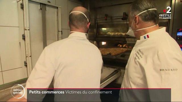 Petits commerces : des victimes du confinement