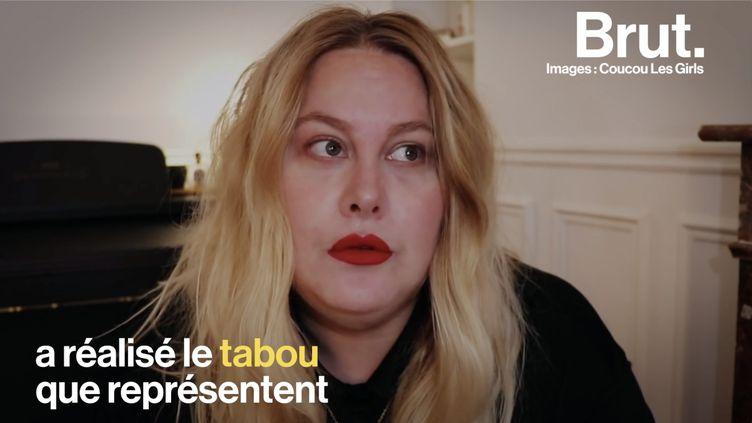 VIDEO. Fausses couches : Juliette Katz témoigne et appelle à la libération de la parole (BRUT)