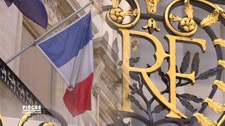 L Elysée (CAPTURE ECRAN / PIECES A CONVICTION)