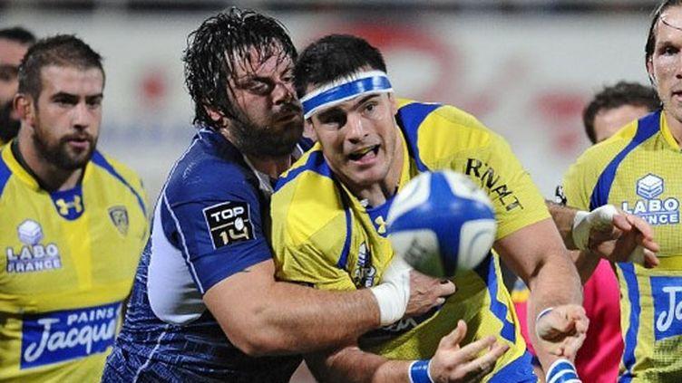 Jacquet (Clermont) face à Ortega (Castres)