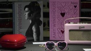 Musique : des objets appartenant à Amy Winehouse mis aux enchères (FRANCE 2)