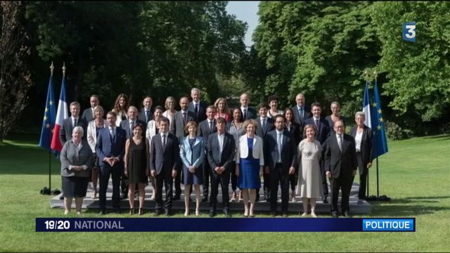 Gouvernement : un français sur deux ne connait pas la plupart des ministres