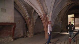 Patrimoine : une église mise en vente, à Metz (CAPTURE D'ÉCRAN FRANCE 3)