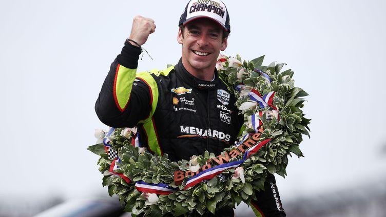 Simon Pagenaud, champion d'IndyCar en 2016 et vainqueur à Indianapolis en 2019 (CHRIS GRAYTHEN / GETTY IMAGES NORTH AMERICA)