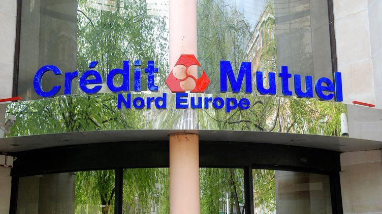(Le Crédit mutuel Nord Europe tarde à rembourser les victimes selon l'Afub © Maxppp)