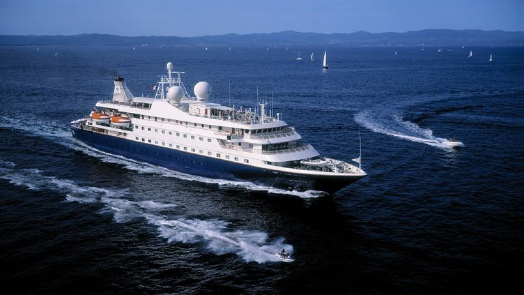 Le navire compte environ 300 personnes à son bord. (image d'illustration) crédit: Pixabay/tigertravel