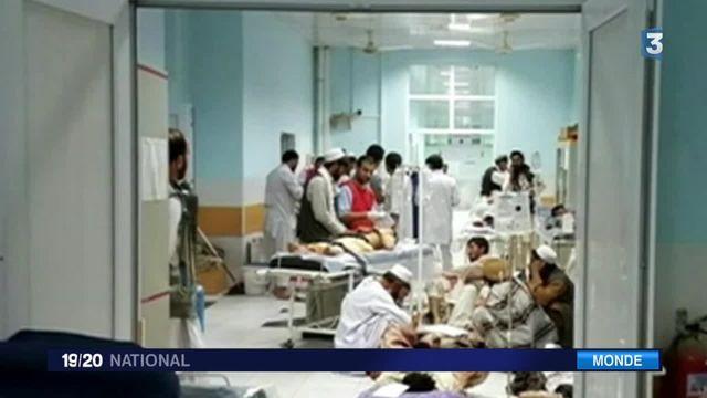 Au moins 19 morts dans l'attaque d'un hôpital en Afghanistan
