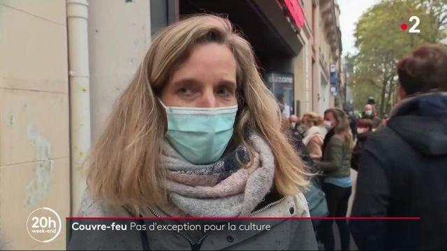 Couvre-feu : face à l'absence de dérogation, le monde de la culture tente de s'adapter