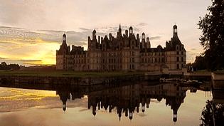 Le château de Chambord, une architecture moderne qui porte l'héritage de la Renaissance italienne  (France2 / Culturebox capture d'écran)