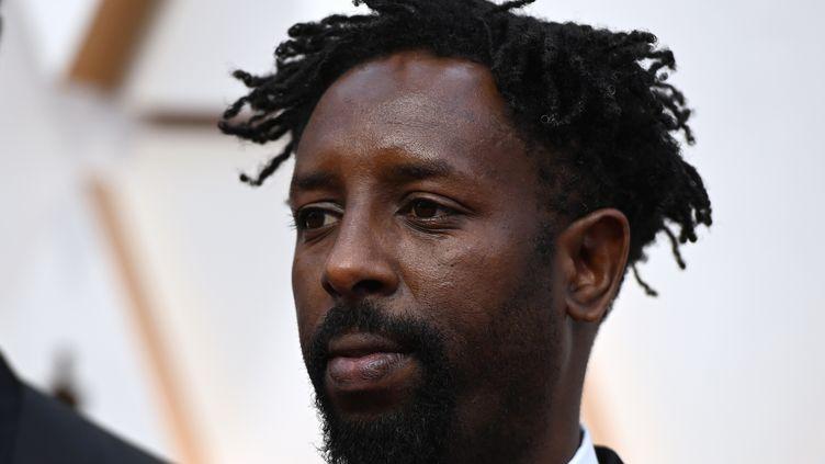 Le réalisateur Ladj Ly à Hollywood pour les Oscars, le 9 février 2020 (ROBYN BECK / AFP)