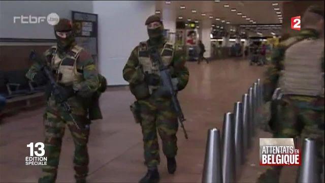 Attentat à l'aéroport de Bruxelles Zaventem : que sait-on du dispositif de sécurité en place ?