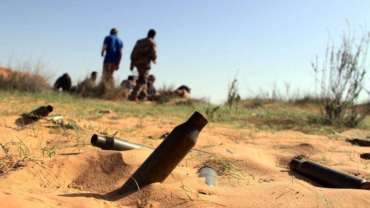 (Illustration en Libye © Maxppp)