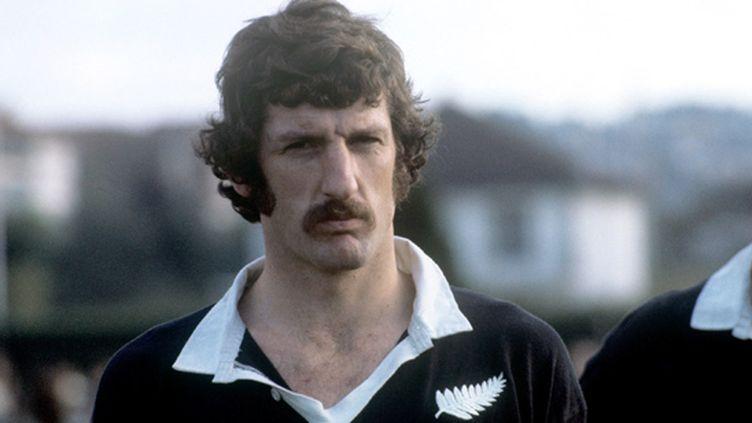 Graham Mourie, l'ancien capitaine des All Blacks
