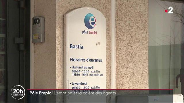 Meurtre d'une conseillère Pôle Emploi dans la Drôme : la colère des agents