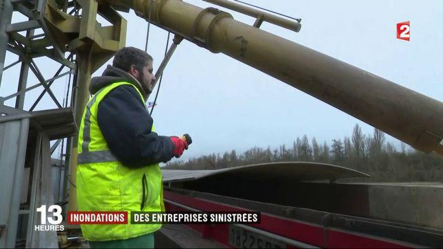 Inondations en Seine-et-Marne : un manque à gagner pour l'économie locale