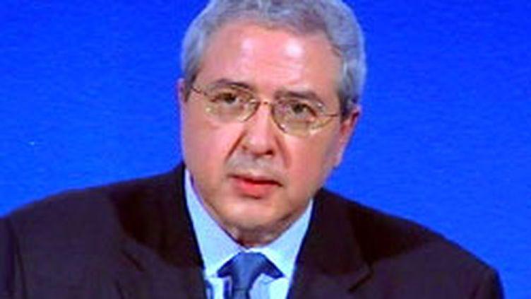 Jean-Paul Huchon brigue un 3e mandat à la tête de la région Ile-de-France.