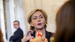 La député UMP Valérie Pécresse à l'Assemblée nationale, le 9 décembre 2014. (CITIZENSIDE.COM / AFP)