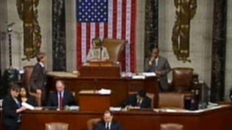 La Chambre des représentants US (France 2)