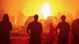 Photo hebdo : Intempéries, incendies ou encore vague de chaleur pour une spéciale climat (France 2)