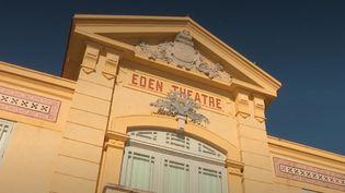 Culture : la plus vieille salle de cinéma au monde est à La Ciotat (FRANCEINFO)