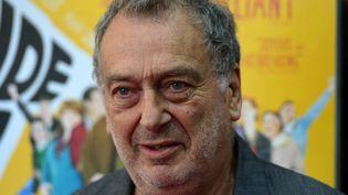 Le réalisateur britannique Stephen Frears a été récompensé pour l'ensemble de sa carrière au Festival de film de Londres  (Carl Court / AFP)