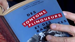 """Le livre de Jean-Luc Denat et Pierre Guingamp entièrement consacré aux secrets des """"Tontons Flingueurs""""  (France 3 / Culturebox)"""