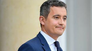 Gérald Darmanin, le ministre de l'Action et des Comptes Publics. (JULIEN MATTIA / LE PICTORIUM / MAXPPP)