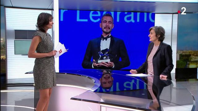 "Culture : Léa Drucker, bouleversante dans ""Jusqu'à la garde"""