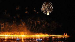 Arles, Spectacle pyrotechnique 'Révélation' du groupe F , dimanche 13 janvier WE d'ouverture  (Ville d'Arles, Patrick Mercier)