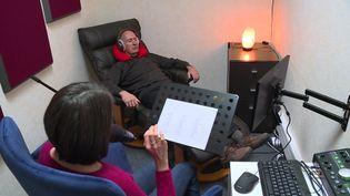 Apprentissage des langues étrangères sous hypnose (France 3 Midi-Pyrénées)
