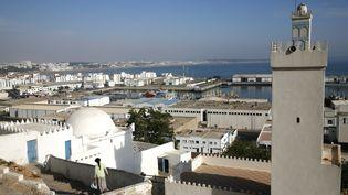 Le corps d'un retraité français a été retrouvé calciné dans la région d'Agadir (Maroc), le 22 juin 2014. (NICOLAS THIBAUT / AFP)