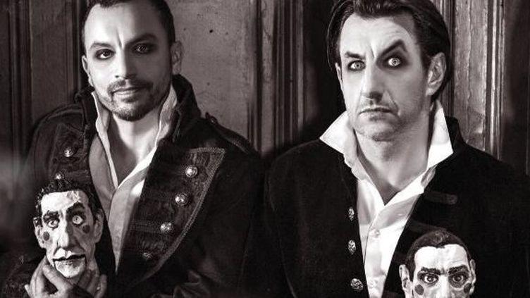 """Le Cirque des Mirages : Parker et Yanovski dans """"Delusion Club""""  (Philippe Hanula 2018)"""