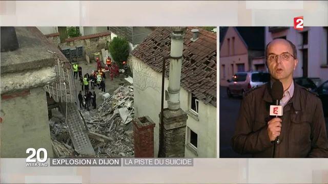 Dijon : le profil du suspect