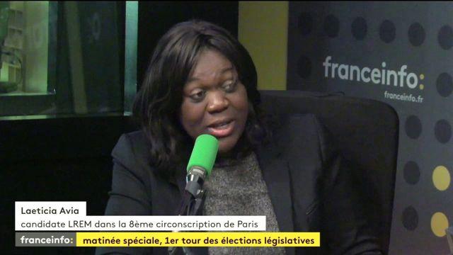 """Laetitia Avia (LREM): """"les députés La République en marche vont challenger le gouvernement"""""""