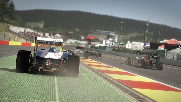 F1 2012 de Codemasters