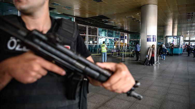 Le jihadiste français a décollé de Turquie le 20 janvier 2017, pour être extradé en France. (OZAN KOSE / AFP)