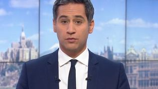 Julien Benedetto.  (CAPTURE D'ÉCRAN FRANCE 3)