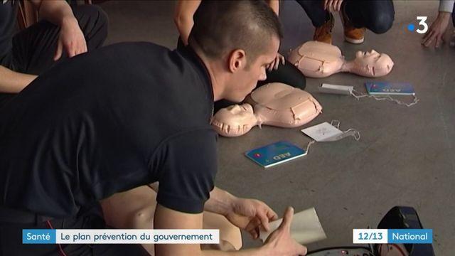 Santé : le gouvernement lance un plan de prévention
