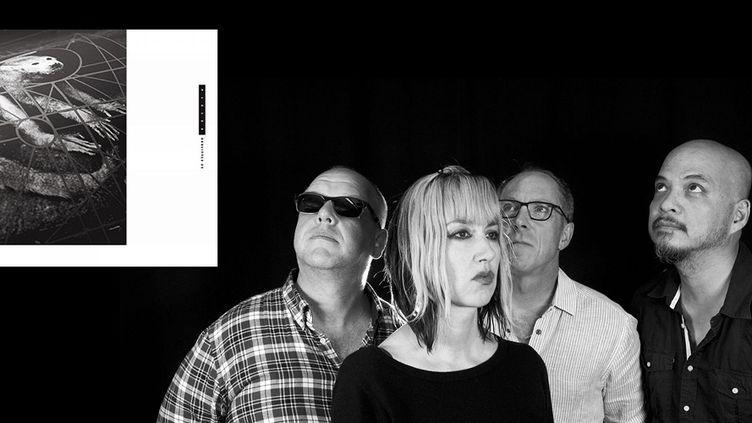 """Les Pixies sortent un coffret pour les 25 ans de """"Doolittle""""  (Diane Bondareff/AP/SIPA)"""