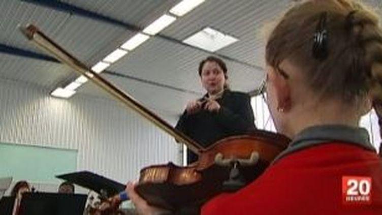 Zahia Ziouani, la maestra de Seine-Saint-Denis  (Culturebox)