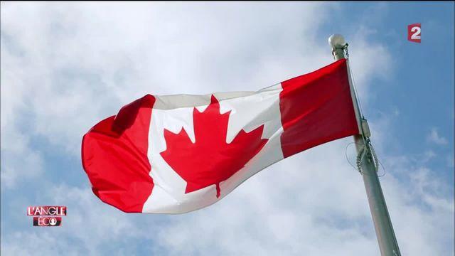 VIDEO. L'angle éco. Canada : le pays qui aime les jeunes