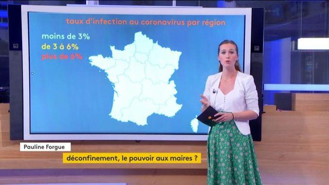 Déconfinement: des déplacements interdits entre les régions?