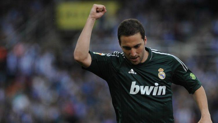 Gonzalo Higuain (Real Madrid)