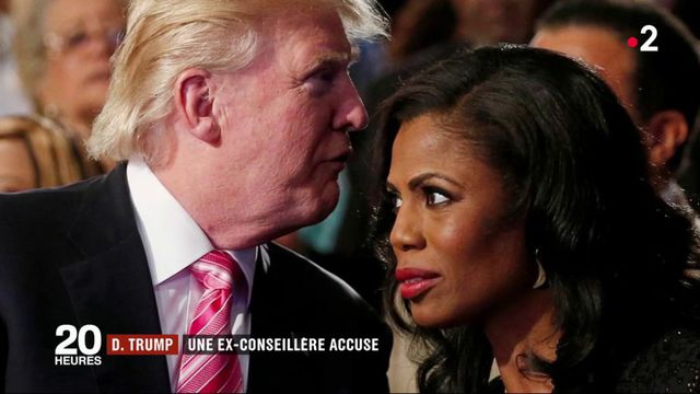 Donald Trump : une ancienne conseillère l'accuse de racisme