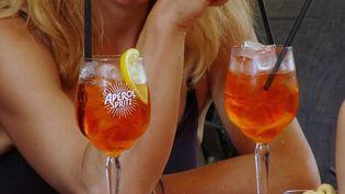 Cocktail : une version française du Spritz à base de champagne (France 3)