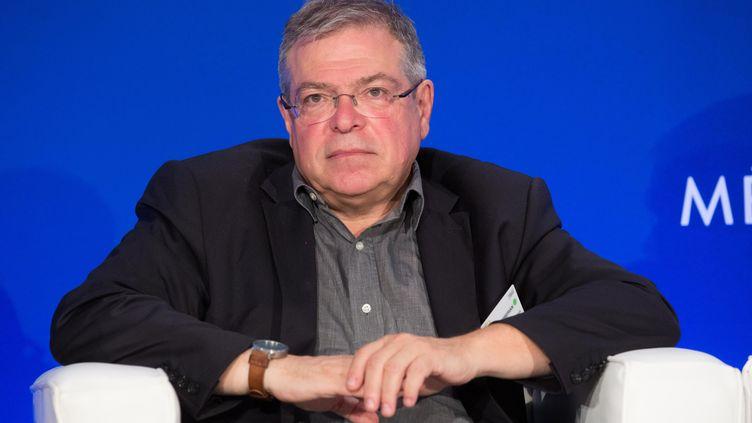 Vanik Berberian, président de l'association des maires ruraux de France le 22 septembre 2016. (CHRISTOPHE MORIN / MAXPPP)