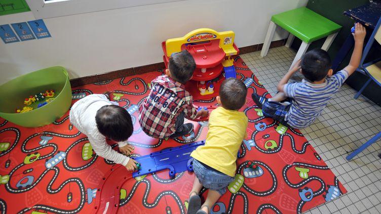 Le tribunal a estimé que rien ne venait démontrer qu'il y ait eu des violences volontaires exercées sur les enfants par les trois assistantes maternelles. (FRANK PERRY / AFP)