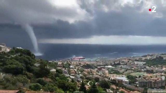 Intempéries : importants dégâts en Corse